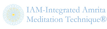 Logo IAM-Integrated Amrita Meditation Technique®